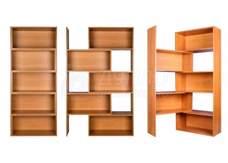 Книжный шкаф своим руками