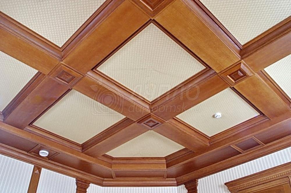 Кессонный потолок фото своими руками - ПРОСПЕКТ